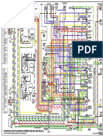 66 Mustang Wiring Diagrams (Colorized) Diagrama electrico