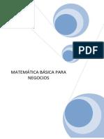 CUADERNILLO DE  MATEMÁTICA BÁSICA PARA NEGOCIOS  2019 II.pdf