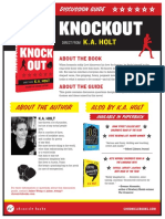 Knockout Discussion Guide