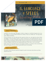 Language of Spells Discussion Guide