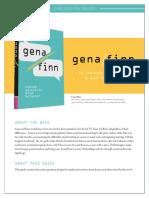 Gena Finn Discussion Guide