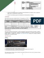 BIT-LATAM-2014-005 Solución de problemas Indicadores tablero, CECU y conexiones a Tierra