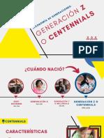 Características de los Centennials