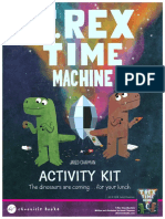 T. Rex Time Machine Activity Kit