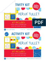 Herve Tullet Activity Kit