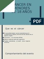 CANCER  INFANTIL  JAZT