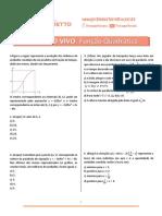 Aulão ao vivo - Função Quadrática.pdf