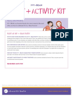 Ivy + Bean Activity Kit
