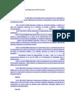 Ley 30372 - Ley de Presupuesto Del Sector Público Para El Año Fiscal 2016