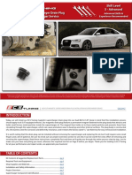 PDF 23370 Audi 3.0T Magnetic Supercharger Drain Plug Installation