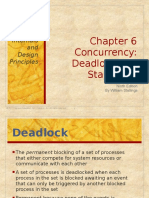 Chapter 6 Concurrency for Deadlock and Starvation