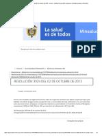 Resolución 3929 del 02 de octubre de 2013 - Invima - Instituto Nacional de Vigilancia de Medicamentos y Alimentos.pdf