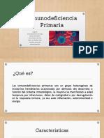 """Equipo 1 """"Inmunodeficiencia Primaria""""PDF"""