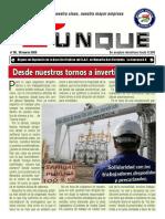 Revista Yunke Nº30, 30 Marzo 2020.Órgano de Expresión de la Sección Sindical del S.A.T. en Navantia San Fernando.
