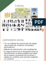 Cartografía social