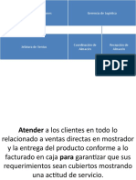 COORDINACION DE ALMACEN