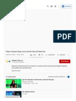 Video_ Hassam llega con la versión ñera de Peter Pan - YouTube