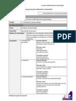 Guion para presentación multimedia en PowerPoint