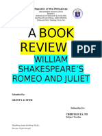 Cover Page book review