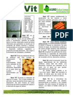 Ficha Tecnica Fertilizante Nutri VIT AgroSoluciones LA..