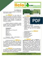 Ficha Tecnica Fertilizante Nutri Silicio