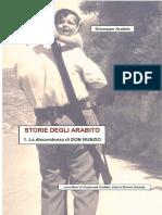 Historia de los ARABITO  (Tomo I)