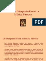 Sobre la Interpretación en la Música Barroca.ppt