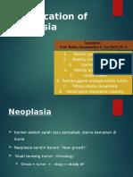 1 Classification Neoplasm Kel.4