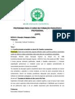 MODULO 1 PARA CURSO DE FORMAÇAO DE PROFESSORES (1)