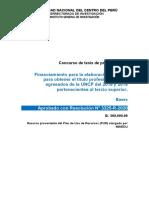 Bases Concurso Tesis Egresados Pregrado 2020-1
