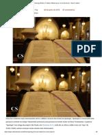 Tipologia Bíblica_ O Melhor Método para Ler as Escrituras - Stand Católico.pdf