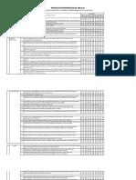 Format Pemetaan KD Kelas 2