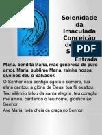 Imaculada Conceição - Ano A