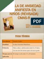 ESCALA DE ANSIEDAD MANIFIESTA EN NIÑOS (REVISADA) CMAS-R CECIL R. REYNOLDS BERT O. RICHMOND.pdf