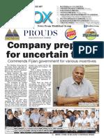 Motibhai Group Newsletter April 2020 Issue