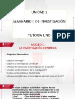 TALLER METODOLOGIA DE LA INVESTIGACION 2