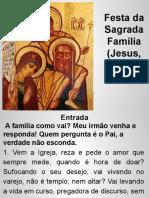Missa Sagrada Família - Ano B