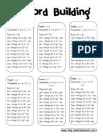 Word-Building-Final