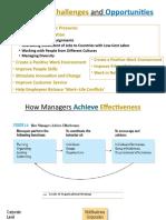 Lecture 7 Organizational Structure & Culture