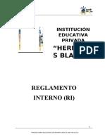 Reglamento Interno Hb