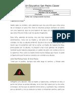 TALLERES DE COMPRENSION LECTORA