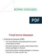 PATHOGENIC MICROORGANISMS IN THE FOOD