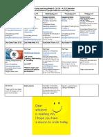 remote learning wk3 calendar 3 30 - 4 3  5