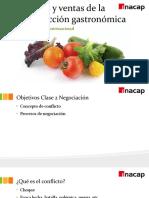 Clase 2 Negociación - Costos de la Producción Gastronómica