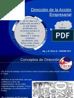 4 clase direccion de la accion empresarial.pptx