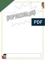 FICHAS PROYECTO SUPERHEROES