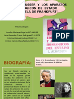 LOUIS  ALTHUSSER  Y  LOS  APARATOS IDEOLÓGICOS  DE  ESTADO.pptx