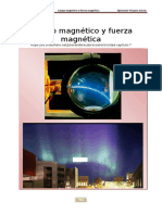 CHAPTER VIII. F III.  FUERZA MAGNETICA Y CAMPO MAGNETICO