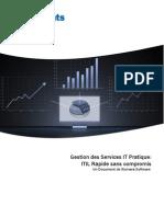 Livre Blanc IT Service Management