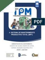 4. Sistema de Mantenimiento Productivo Total.pdf